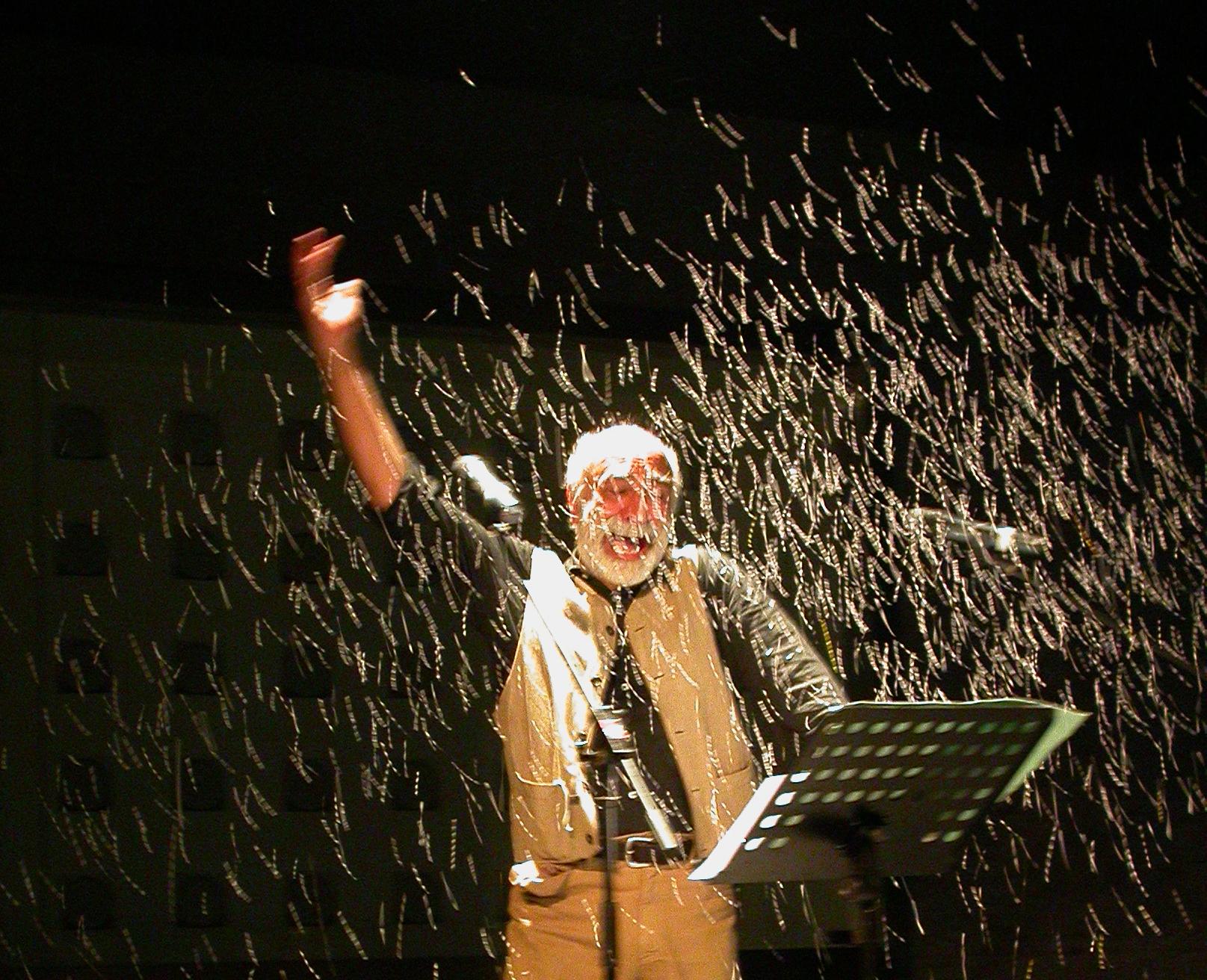 Exposition Giovanni Fontana – Epigenetic Poetry