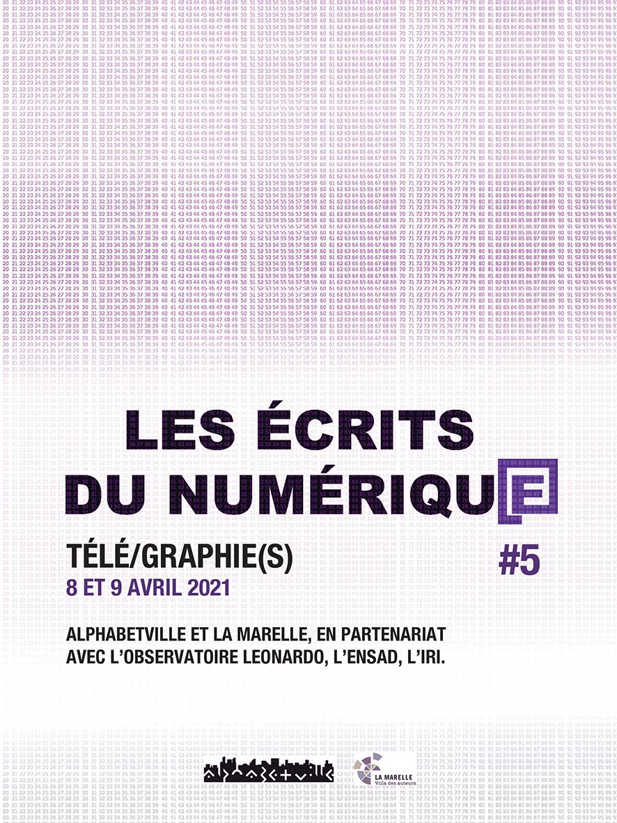 Les écrits du numérique #5